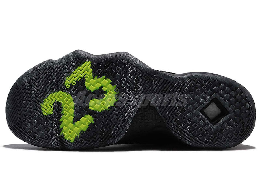 Nike LeBron Ambassador 10 Black White AH7580-001