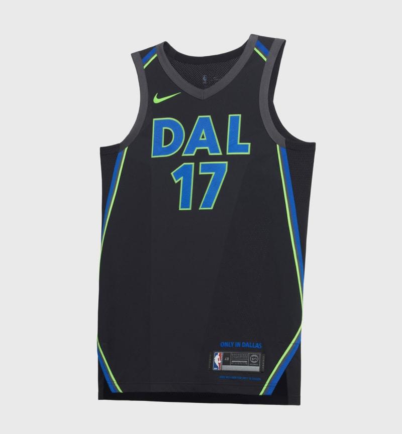 Nike NBA City Edition Uniform Dallas Mavericks