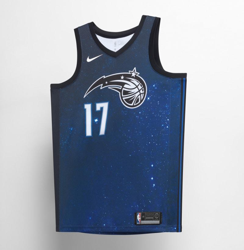 Nike NBA City Edition Uniform Orlando Magic