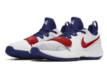 Nike PG 1 White Red Royal Blue