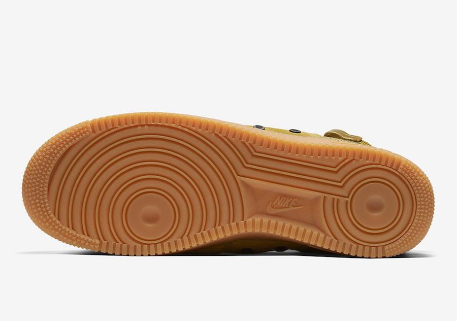 Nike SF-AF1 Mid Military Green 917753-302