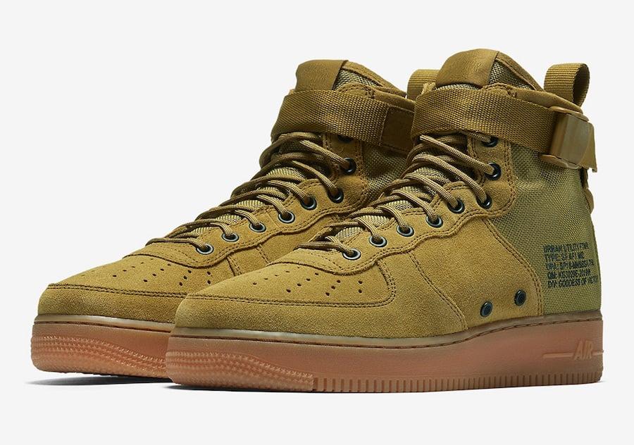 Nike SF-AF1 Mid 'Military Green'
