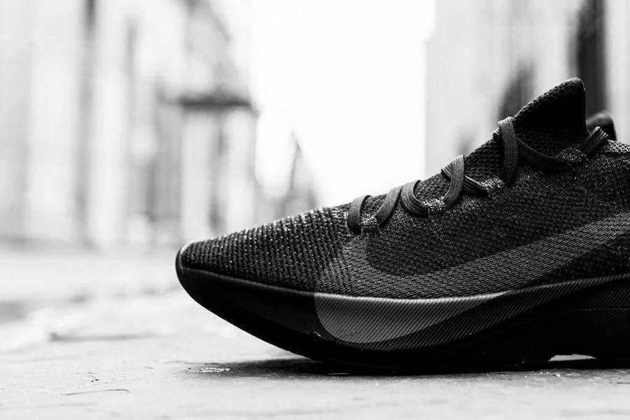 Nike Vapor Street Flyknit Black Anthracite AQ1763-001