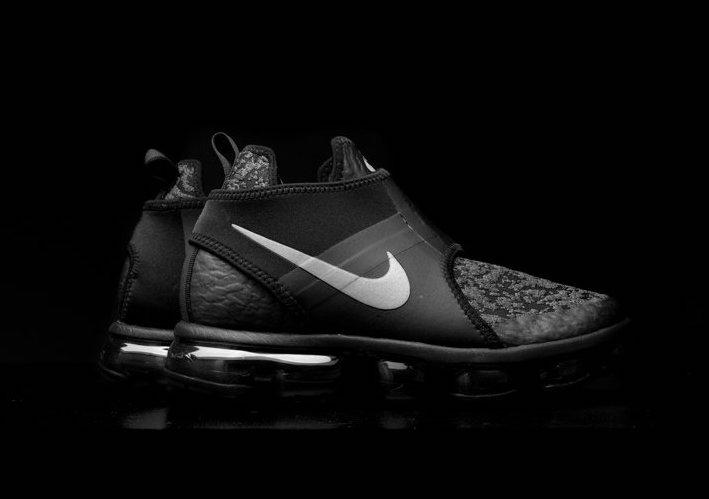 Nike VaporMax Chukka Slip Black