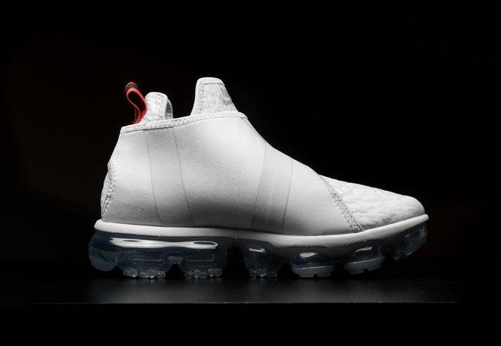 Nike VaporMax Chukka Slip White