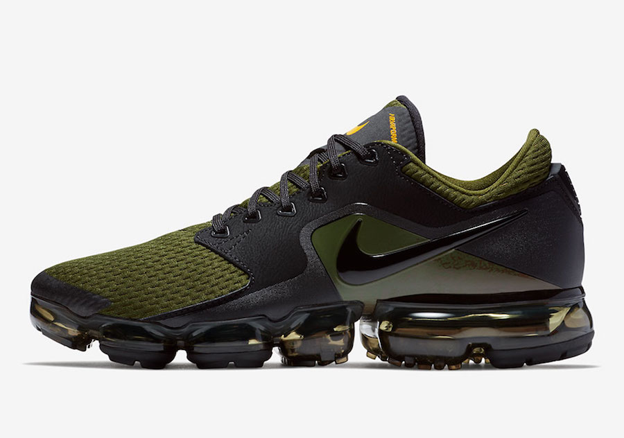 Nike VaporMax CS Olive AH9046-005