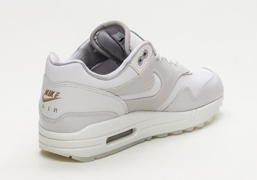 Nike WMNS Air Max 1 Premium Vast Grey Atmosphere Grey 454746-017