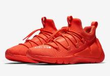 Nike Zoom Grade Team Orange 924466-800