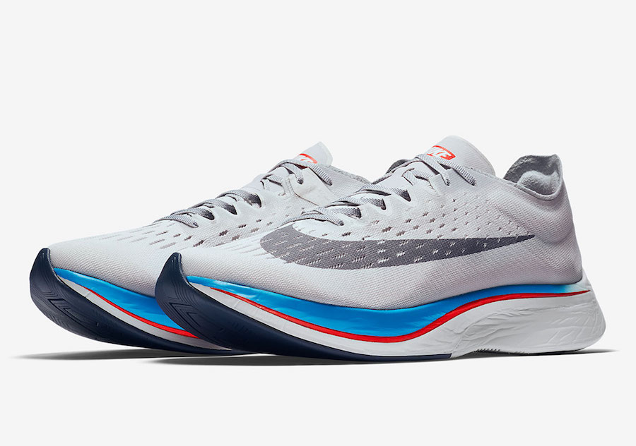 Nike Zoom VaporFly 4 Percent Grey 880847-004