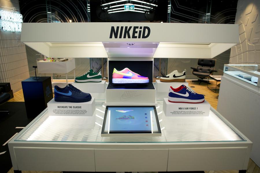 NikeID Direct Studio London