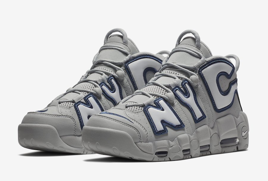NYC Nike Air More Uptempo AJ3137-001