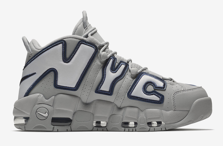NYC Nike Air More Uptempo AJ3137-001NYC Nike Air More Uptempo AJ3137-001