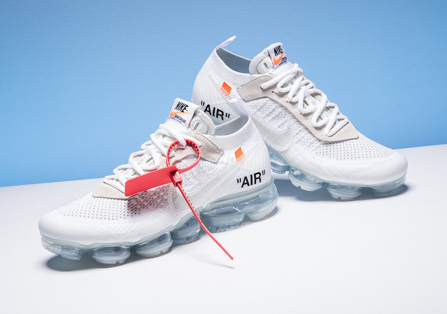 Off-White x Nike Air VaporMax White AA3831-100
