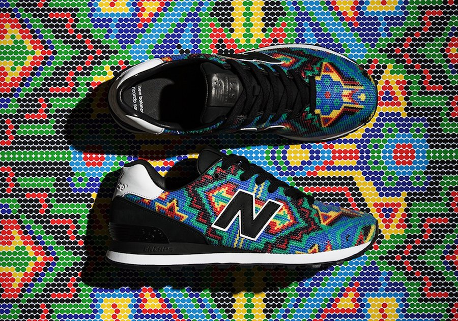 Ricardo Seco New Balance 574 Collection Release Date