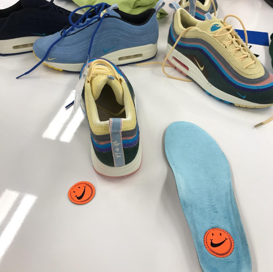 Sean Wotherspoon Nike Air Max 1 97 Samples