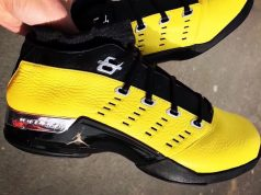 SoleFly Air Jordan 17 Low Lightning Release Details