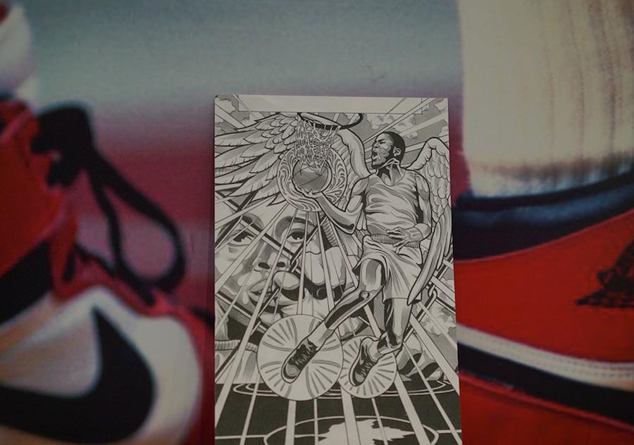 Steve Weibe Jordan Card