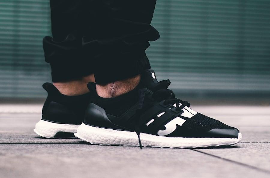 UNDFTD x adidas Ultra Boost B22480 Black Release Date   SneakerFiles