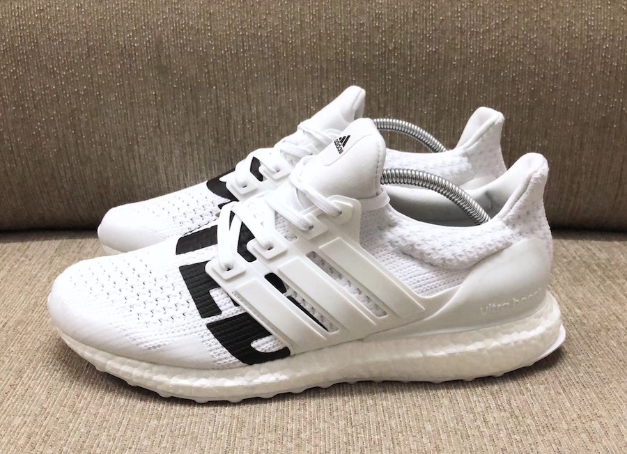264d4637b61 Undefeated adidas Ultra Boost White Release Date