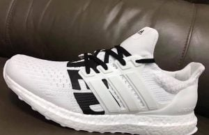 Undefeated adidas Ultra Boost White Release Date