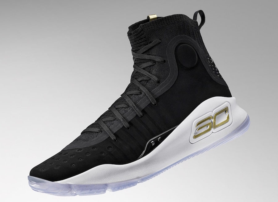 Under Armour Curry 4 More Dimes Release Date