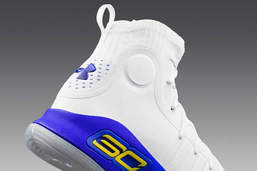 Under Armour Curry 4 More Dubs Release Date