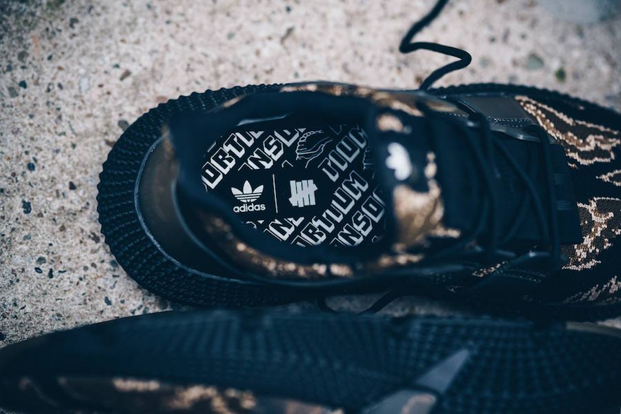 Undefeated adidas Prophere Camo Release Date  59434437c