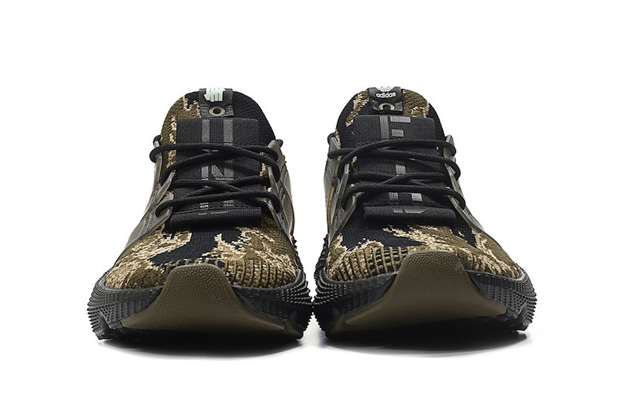 edb4c11ae6d8f Undefeated adidas Prophere Camo Release Date | SneakerFiles