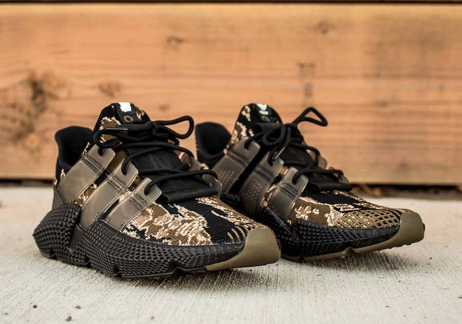 Undefeated x adidas Prophere 'Camo' Releases Tomorrow