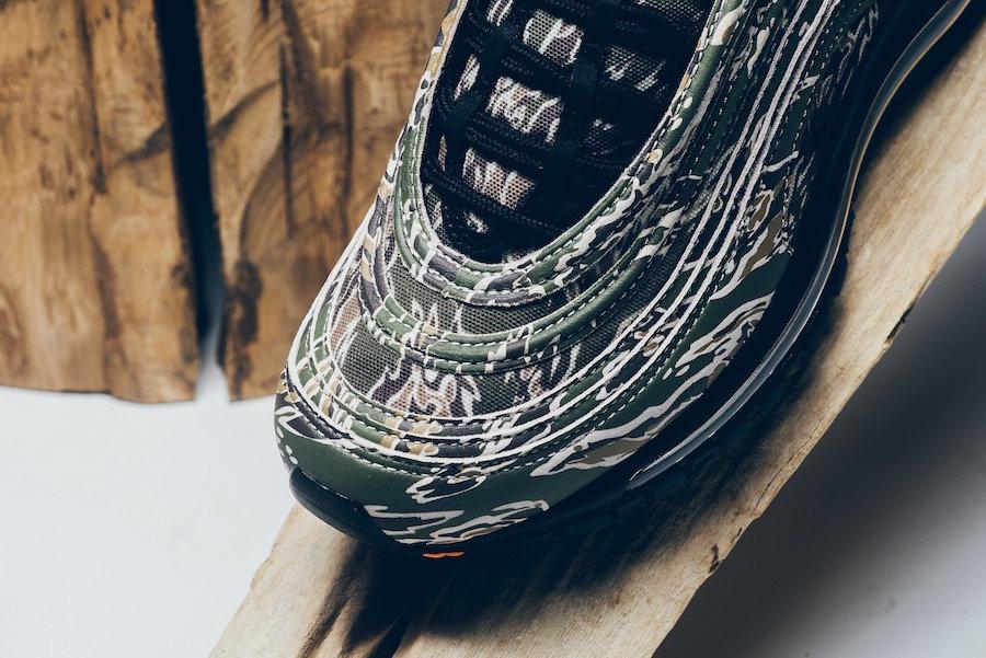 USA Camo Nike Air Max 97