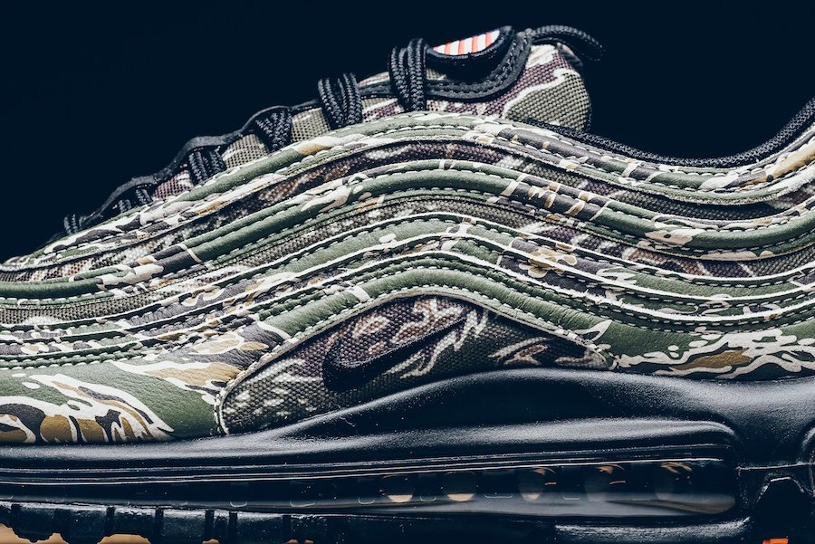 Nike Air Max 97 USA Camo AJ2614 205 | SneakerFiles