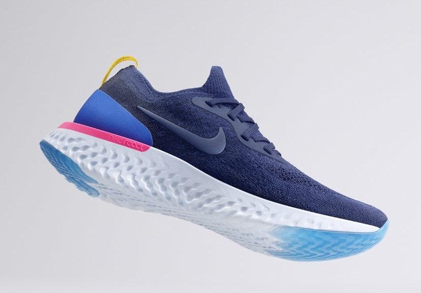 Nike Epic React Flyknit Blue Release Details