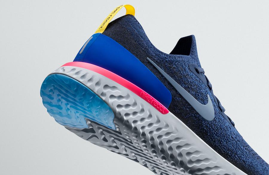 Nike Epic React Flyknit Release Info