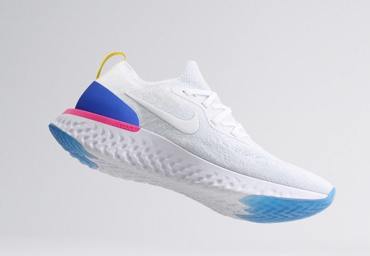 Nike Epic React Flyknit White Release Details