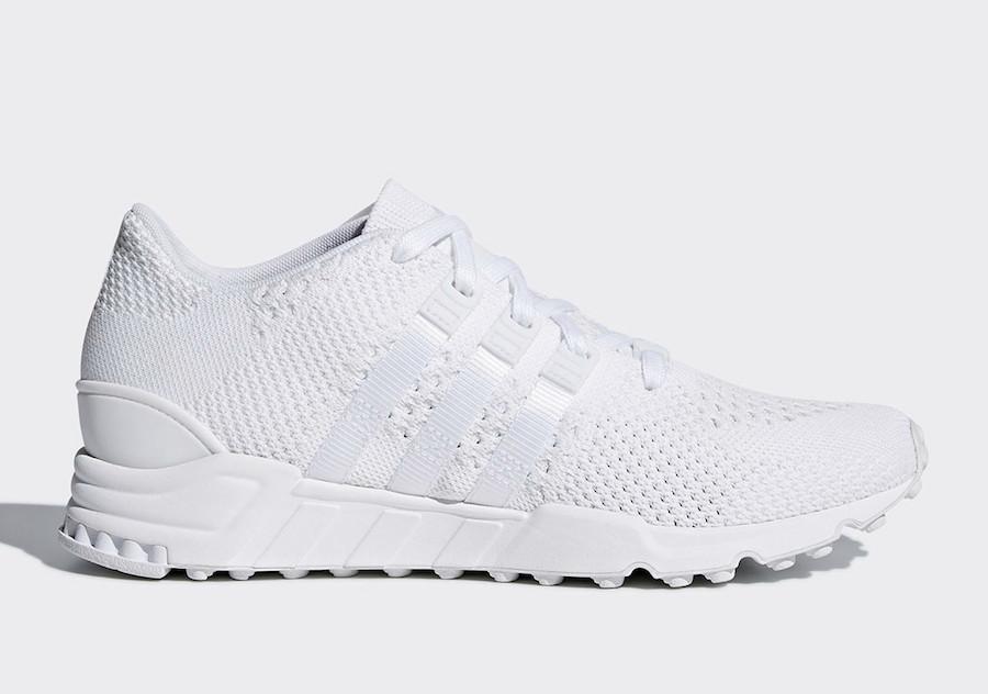 adidas EQT Support RF Primeknit Triple White CQ3044
