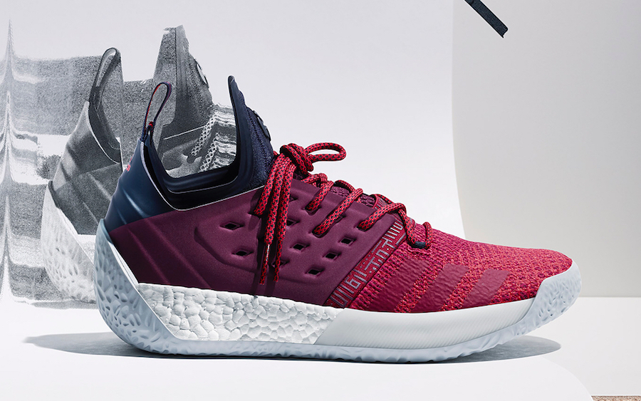 483b0d5f747a adidas Harden Vol 2 Colorways Release Dates