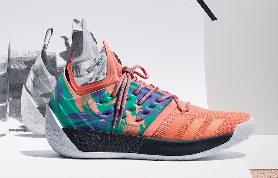 adidas harden 2 release date