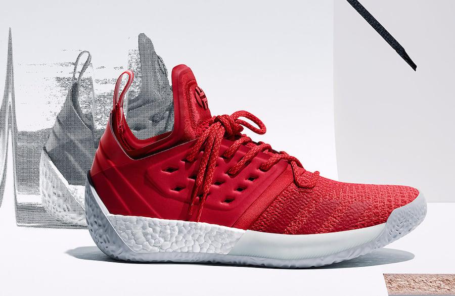 adidas Harden Vol 2 2018