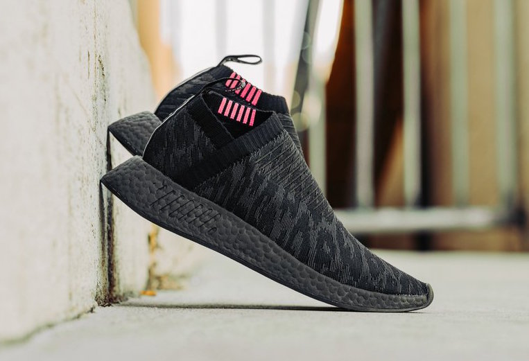 Adidas Nmd Cs2 Pk Trippel Svart 3TZOGR3JL