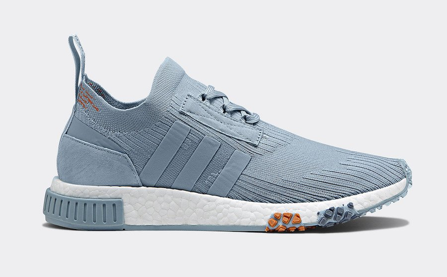 adidas NMD Racer Ash Grey Blue Tint CQ2032 Release Date
