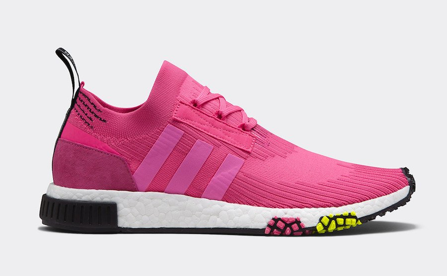 adidas NMD Racer Vivid Pink CQ2442 Release Date