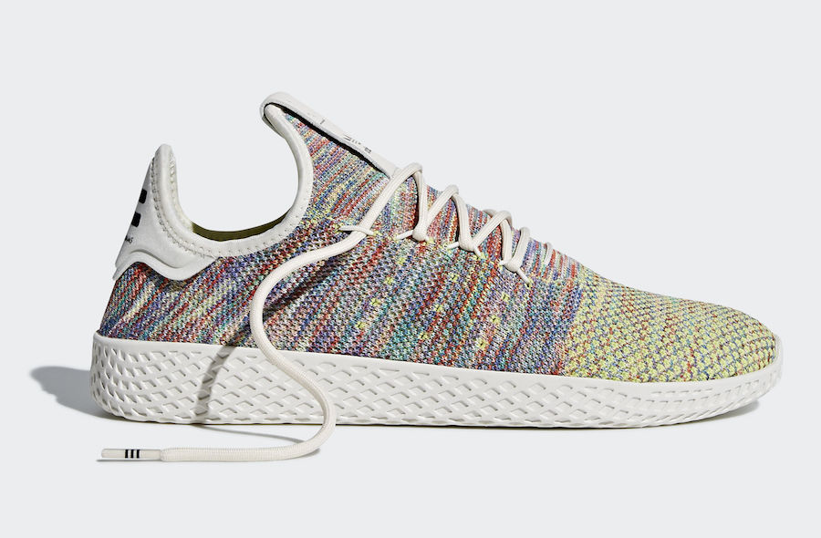 adidas Tennis Hu Multi-Color CQ2631