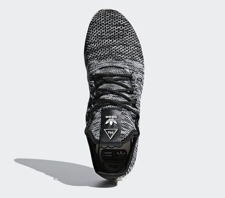 adidas Tennis Hu Oreo Black White CQ2630