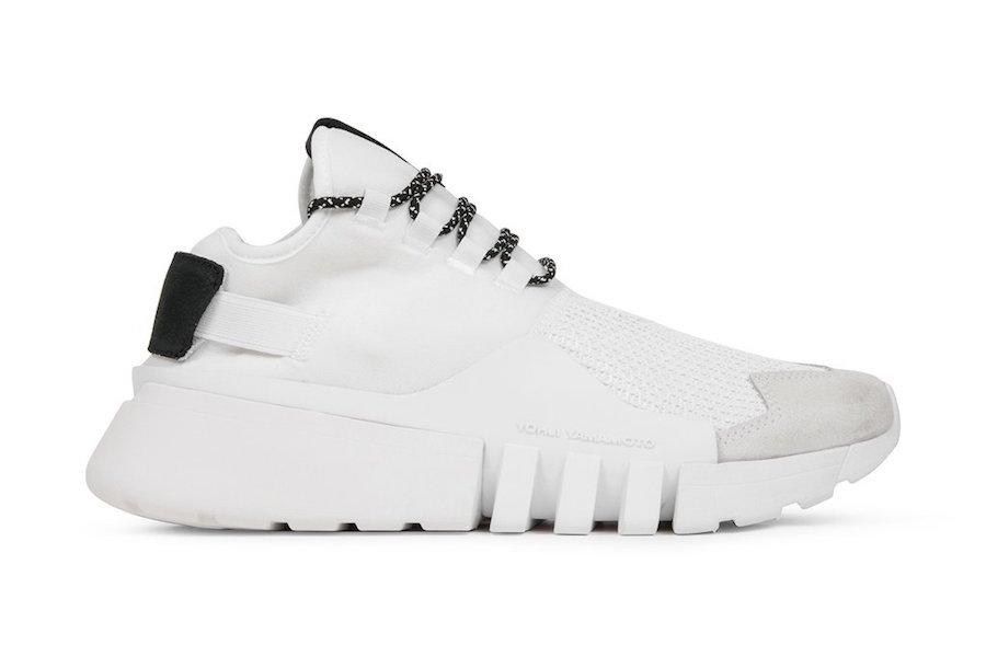 adidas Y-3 Ayero White AC7203