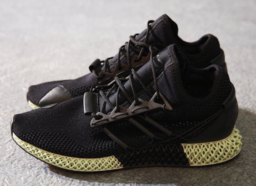 adidas Y-3 FutureCraft 4D Black