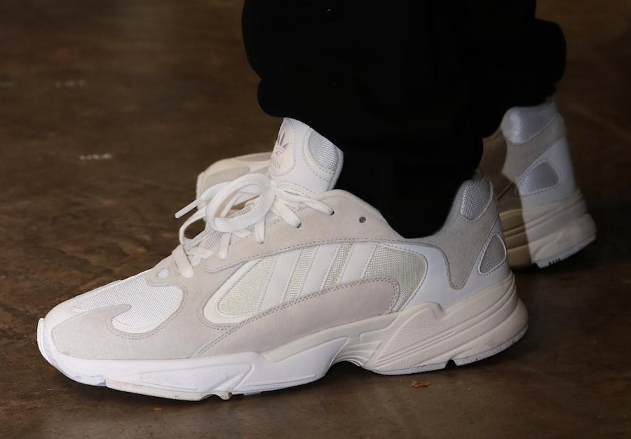 adidas Yung-1 White Release Date