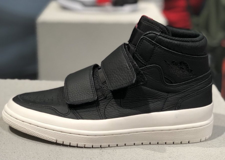 Air Jordan 1 Double Strap Black Release Date