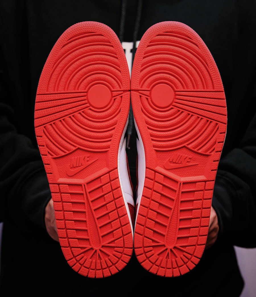 Air Jordan 1 OG 6 Rings Release Date