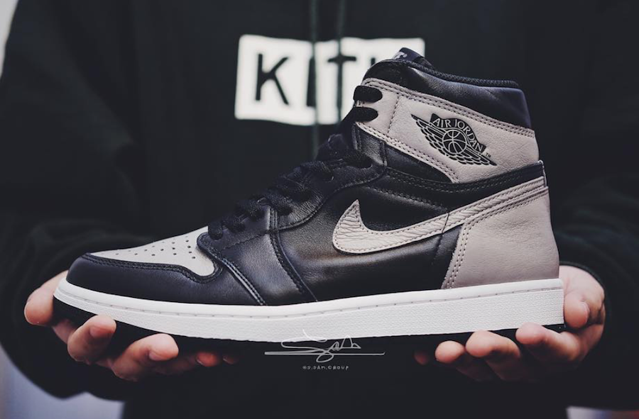 uk availability 59d54 6ad0f Air Jordan 1 Shadow 2018 Release Date | SneakerFiles
