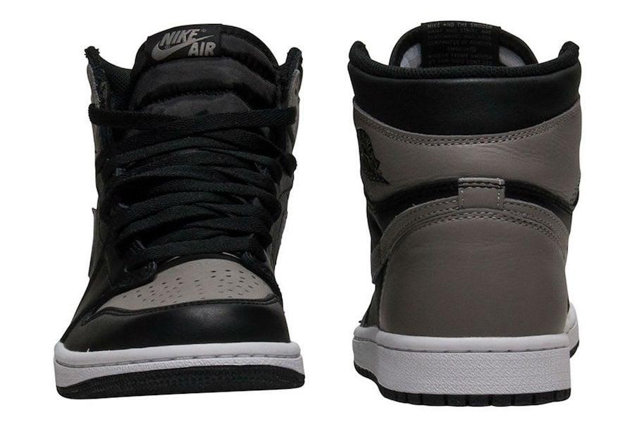 Air Jordan 1 Shadow 2018 Release Info